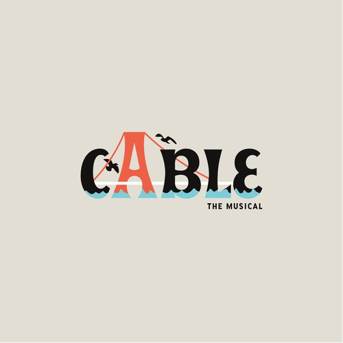 Brand Identity Concept for Cable - The Musical