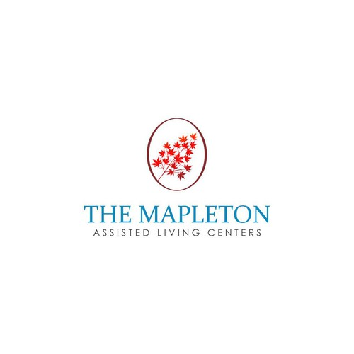 Logo concept for The Mapleton