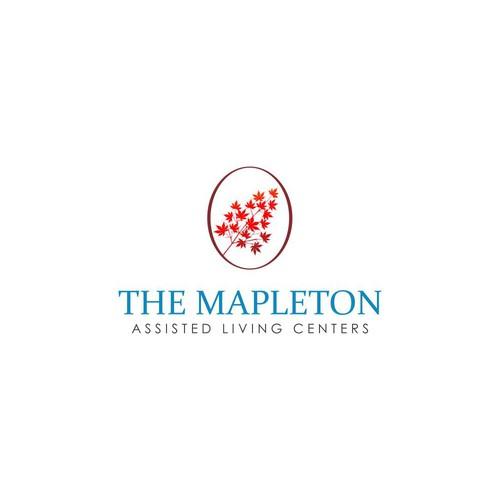 Logo concept for The Mapleton