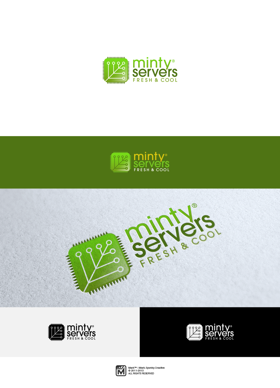Help Minty Servers with a new logo