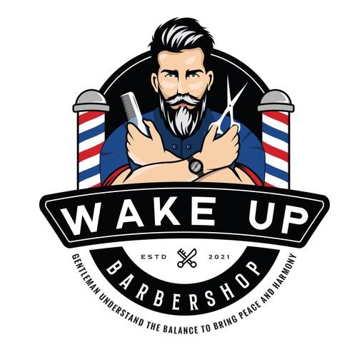 WAKE UP BARBERSHOP