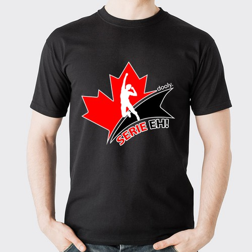 T-shirt design + illustration