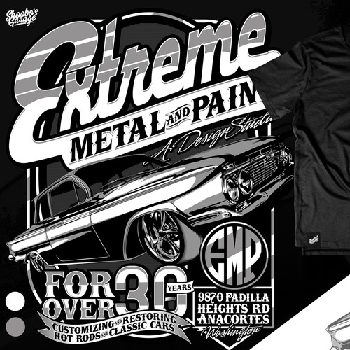 Extreme Metal&Paint
