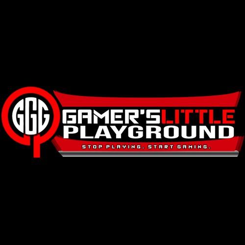 Logotipo Compacto para Empresa referida de Videojuegos