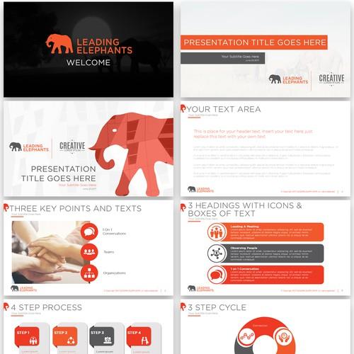 PowerPoint-Leading Elephants