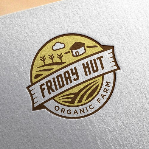 Logo Design for Organic Farm