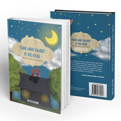 """Design book cover for """"There Were Children in This House"""""""