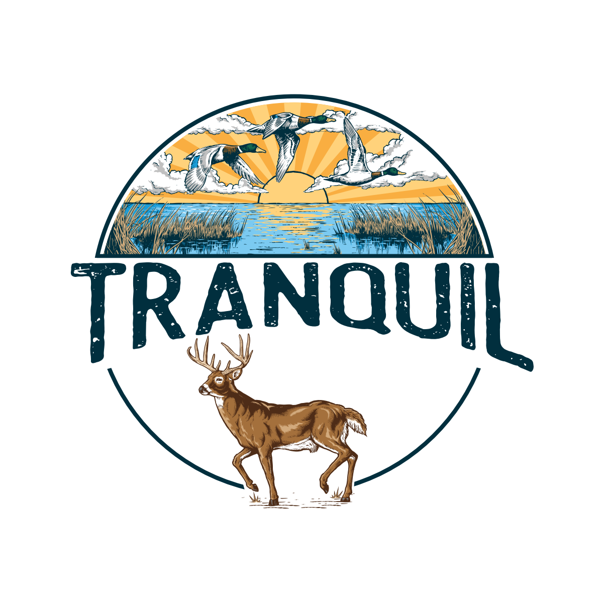 Logo for an outdoors clothing brand