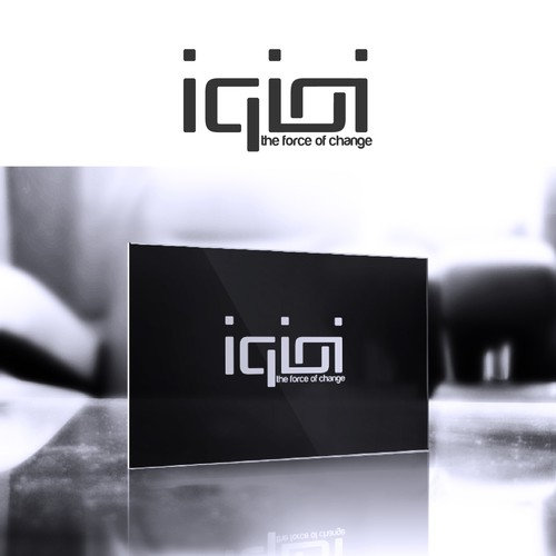 Help Iqioi with a new logo