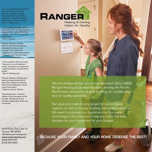 brochure for Ranger