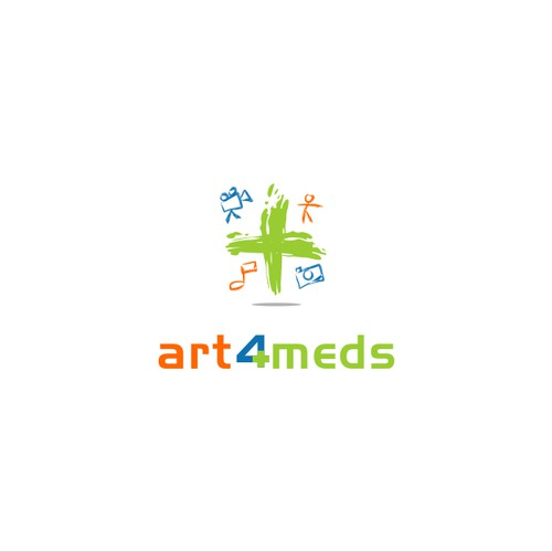logo for art4meds