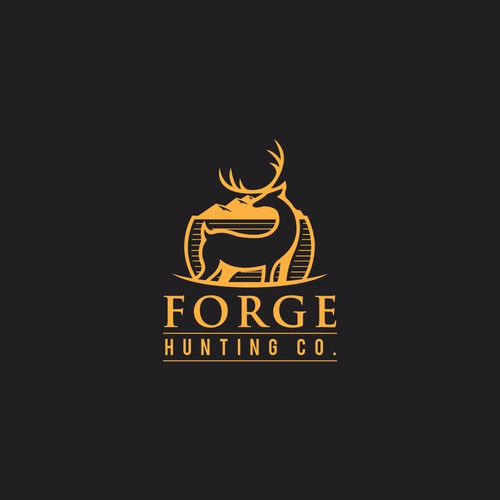 Logo concept of Forge