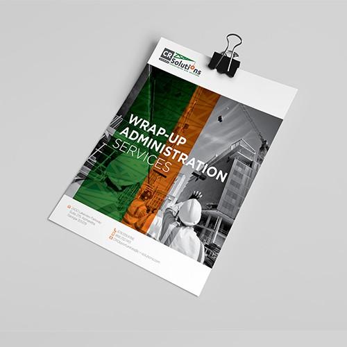 为建筑业服务的公司重新设计过时的销售手册