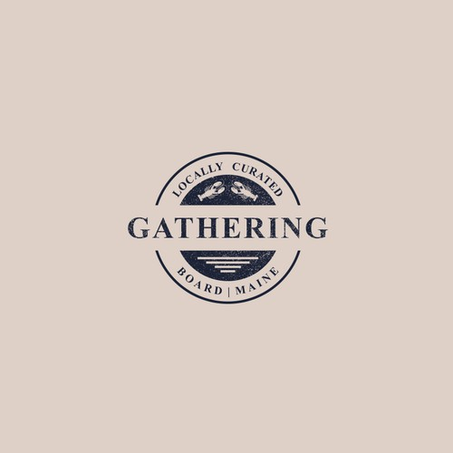 Gathering Board | Maine