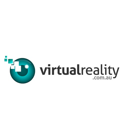Help virtualreality.com.au with a new logo