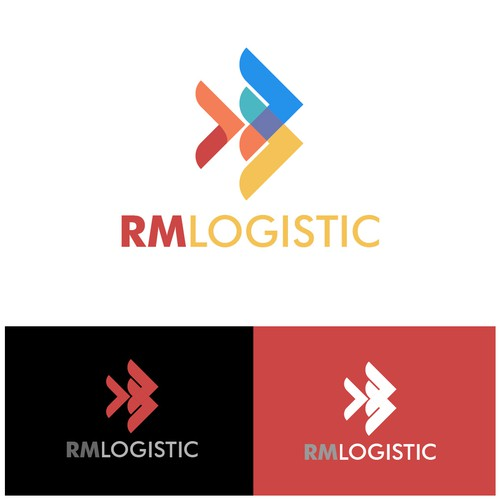 logo Design for RMLogistic