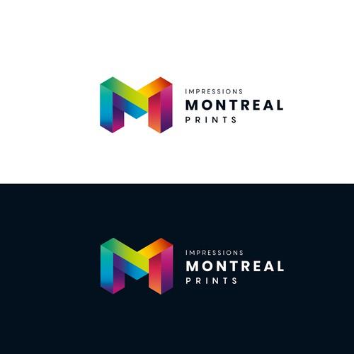 Logo online print shop