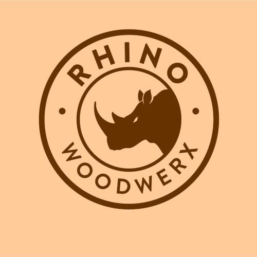 Rhino Woodwerx Logo