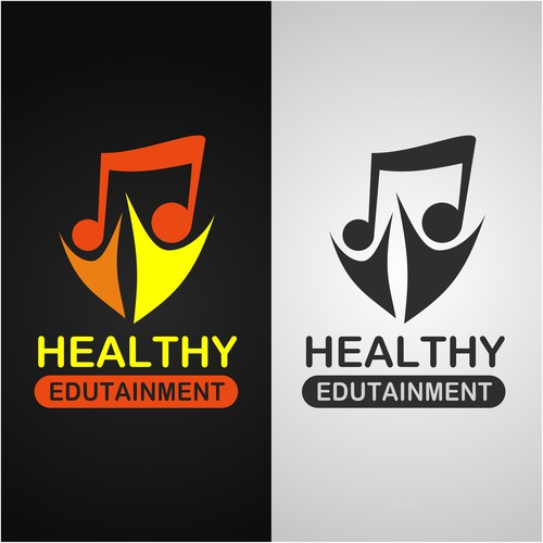 Healthy Edutainment Logo