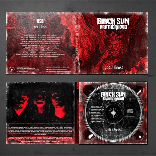 Digipack Art