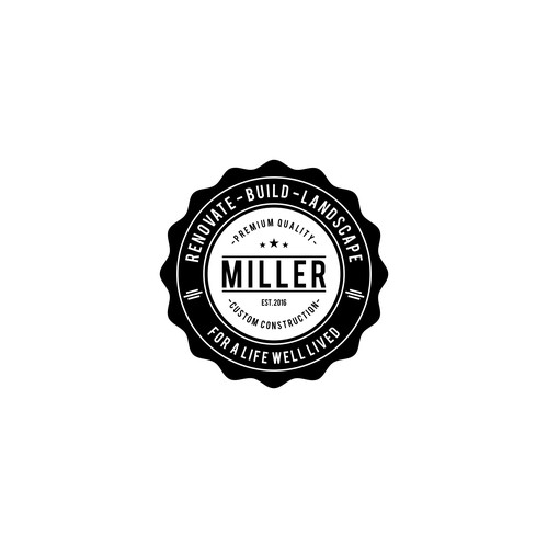 classic design for Miller