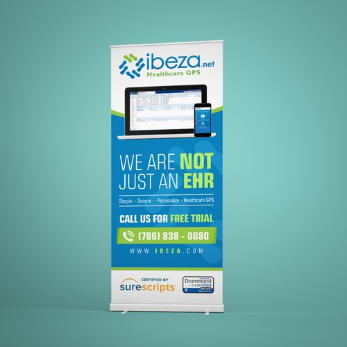Rollup Banner for ibeza.net