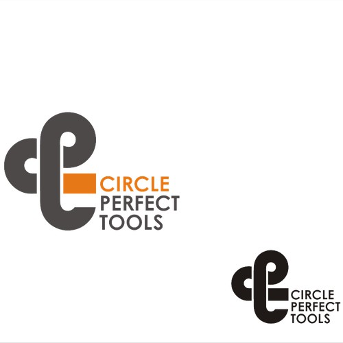 logo and business card for Circle Perfect Tools