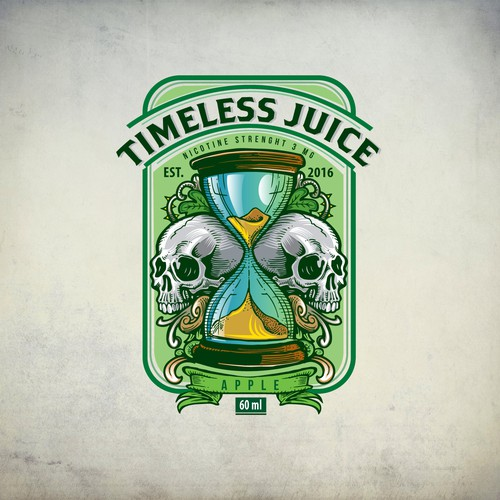 Timeless juice  logo