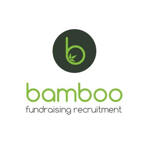 Bamboo inspired logo focused on the charity sector