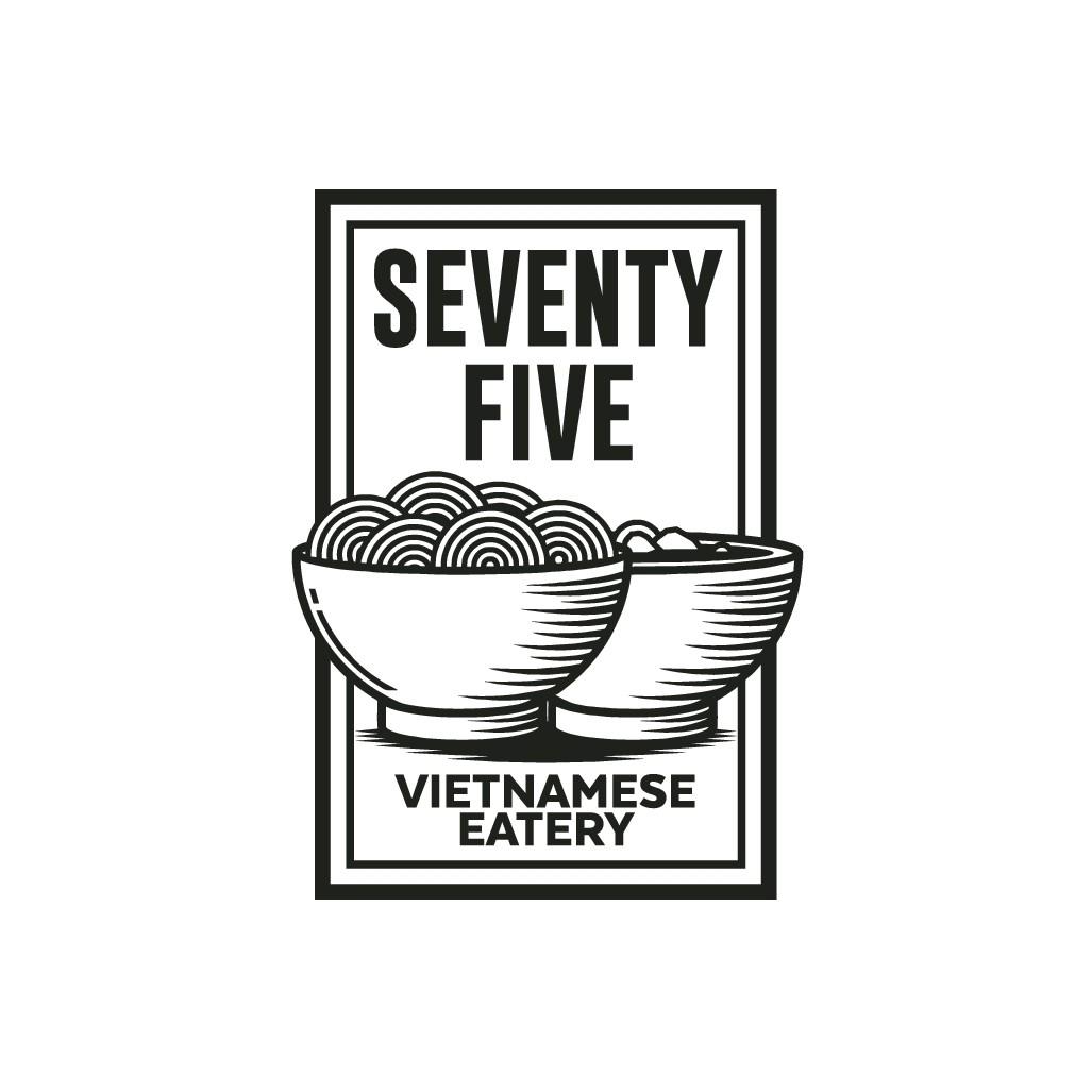 Design a vintage logo for an Asian Restaurant
