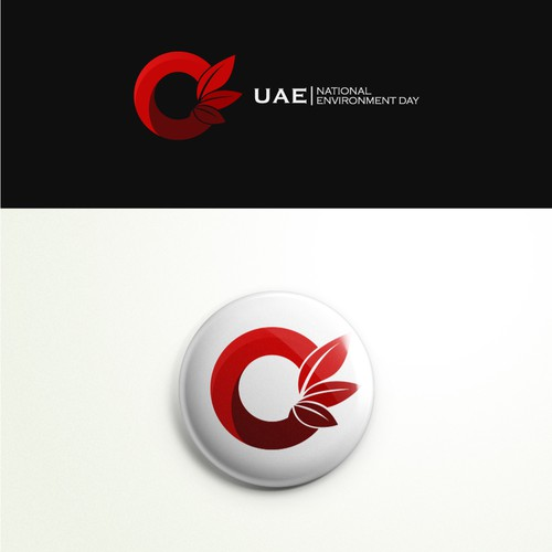 """Emblem for """"UAE National Environment Day"""""""