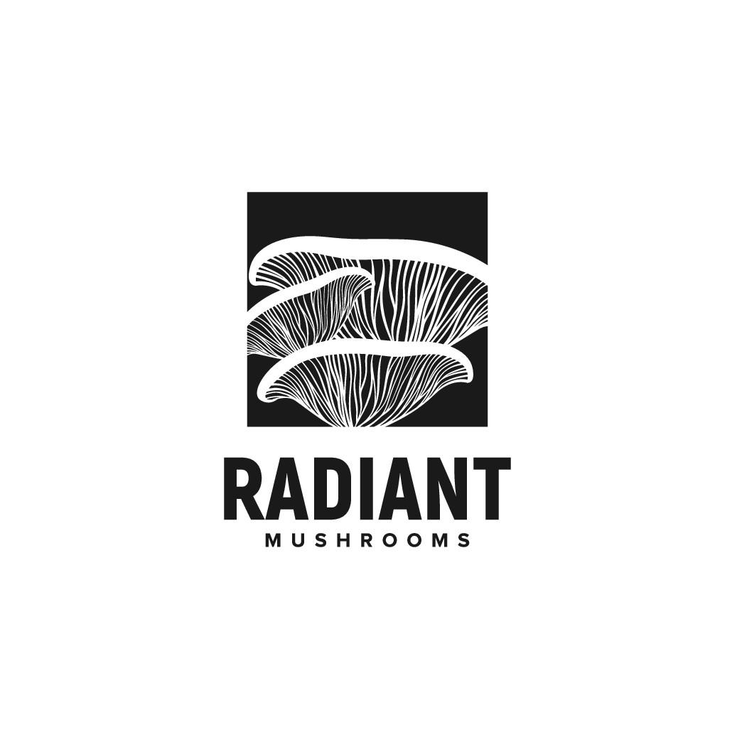 Up-and-Coming Boutique Mushroom Farm Seeking Crisp Logo!