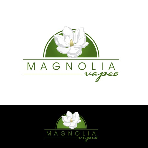 Logo For Our E-Cig Store - Magnolia Vapes