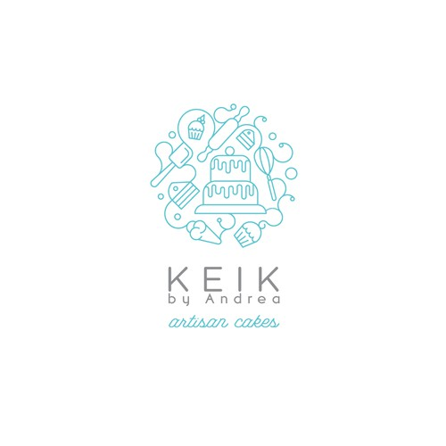 logo design for an artisan bakery