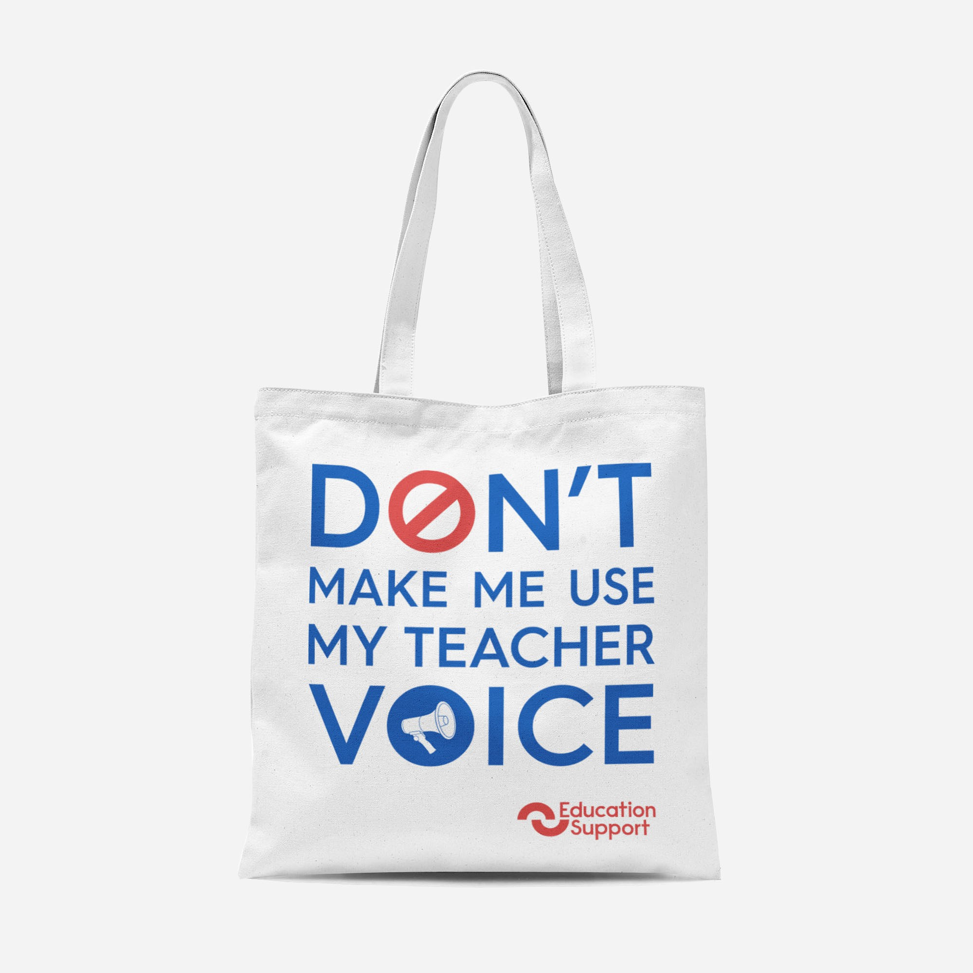 Design a fun tote bag for teachers!