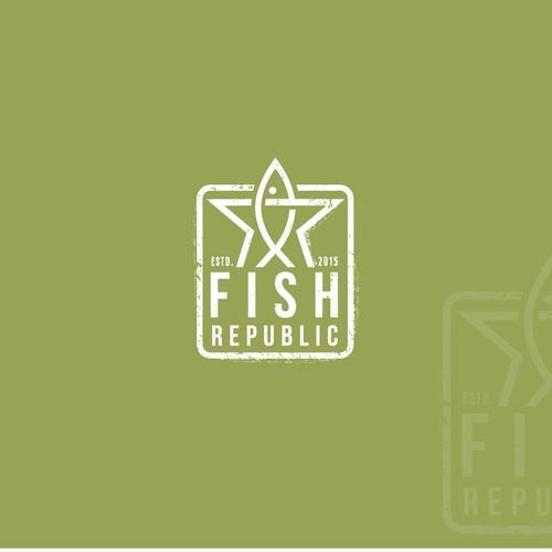 Logo for Fish Republic