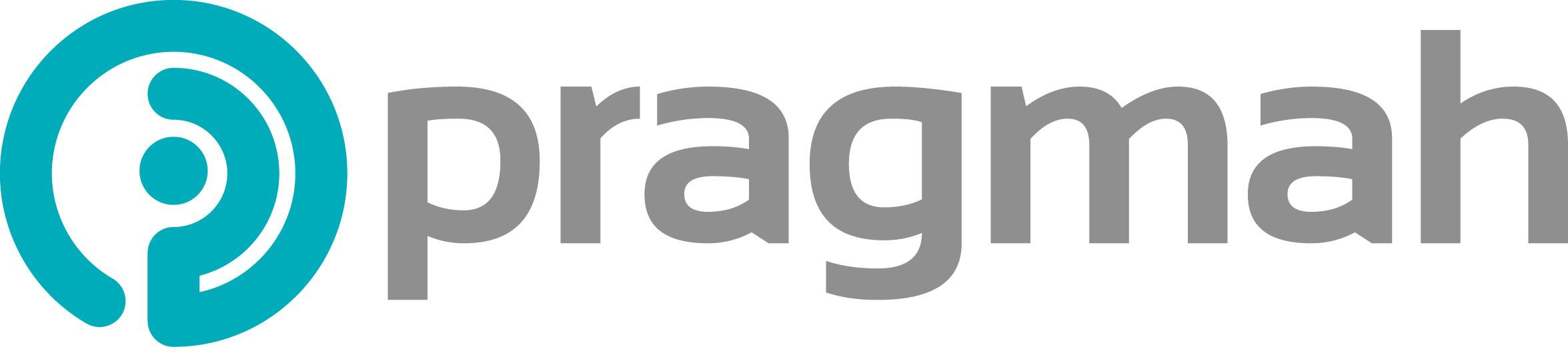 Create a professional logo for Pragmah