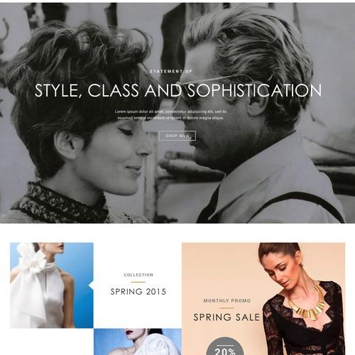 Jackie Rogers Website Design