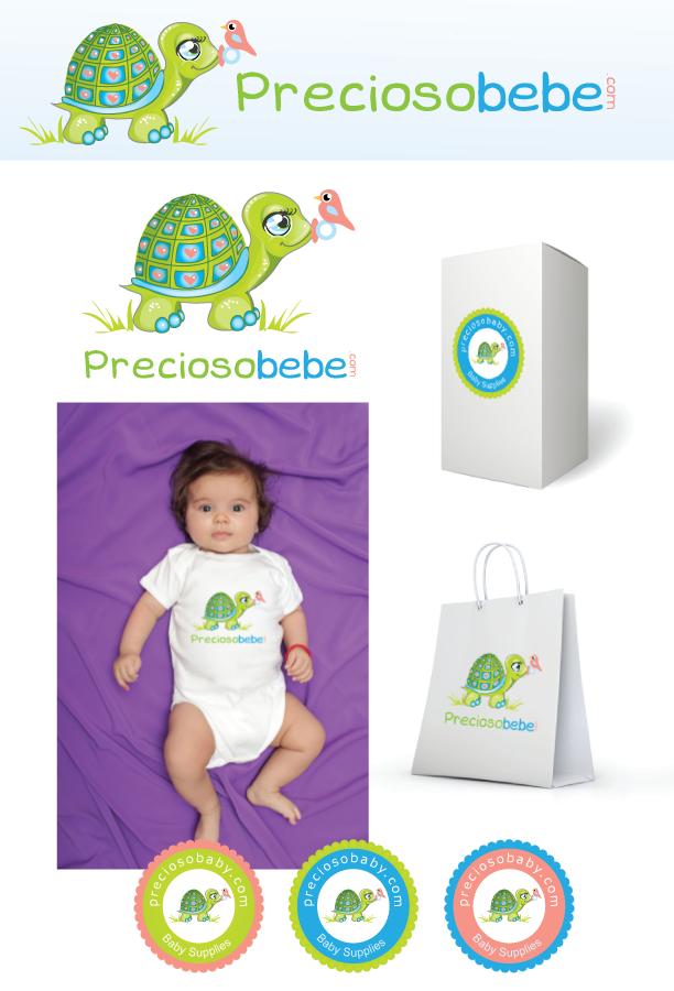 Help Preciosobebe.com with a new logo