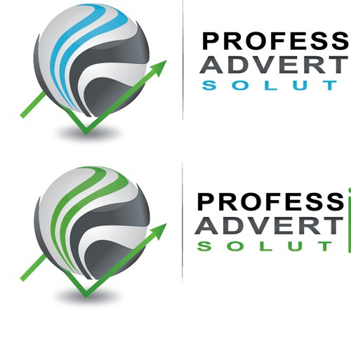 logo for Professional Advertising Solutions