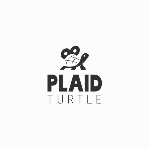 Plaid Turtle Logo