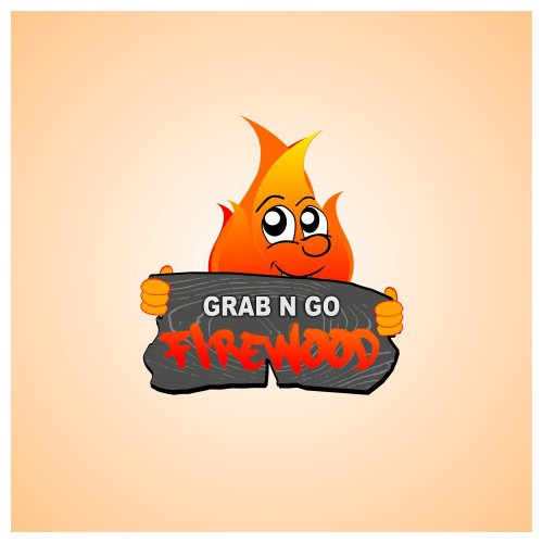 logo for Grab N Go Firewood