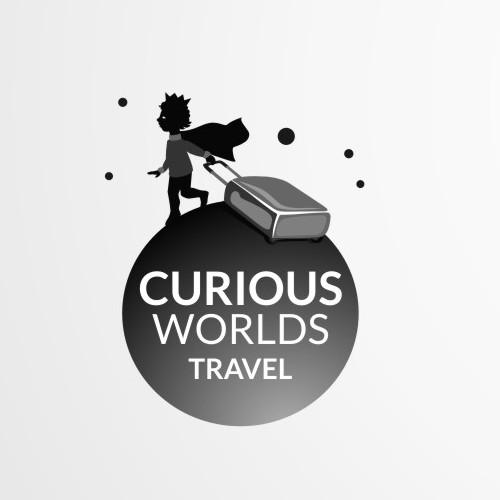 New logo wanted for Curious Worlds Travel
