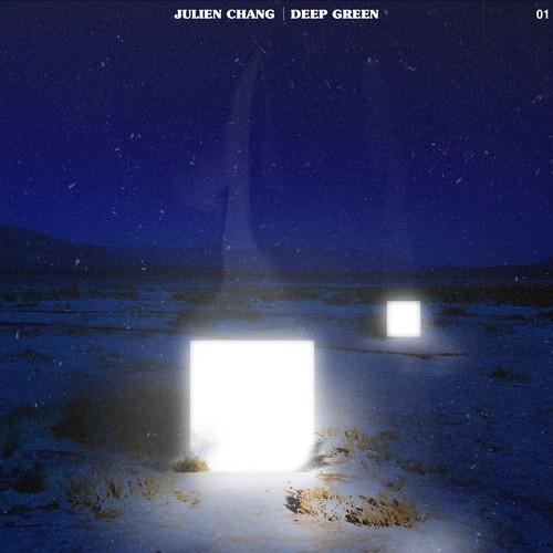 JULIEN CHANG | DEEP GREEN Cover Art