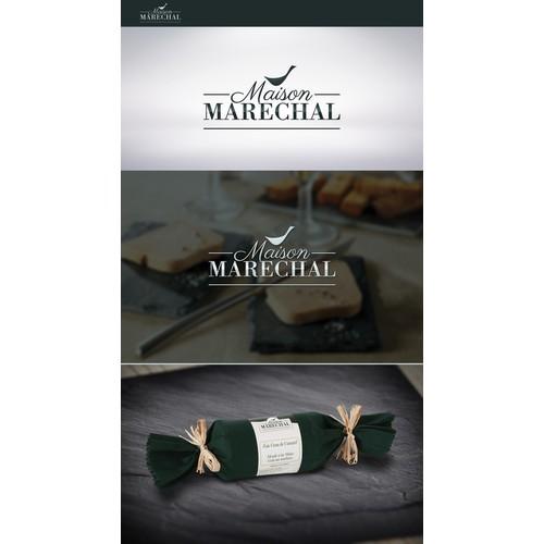 Creer Le logo Maison Marechal
