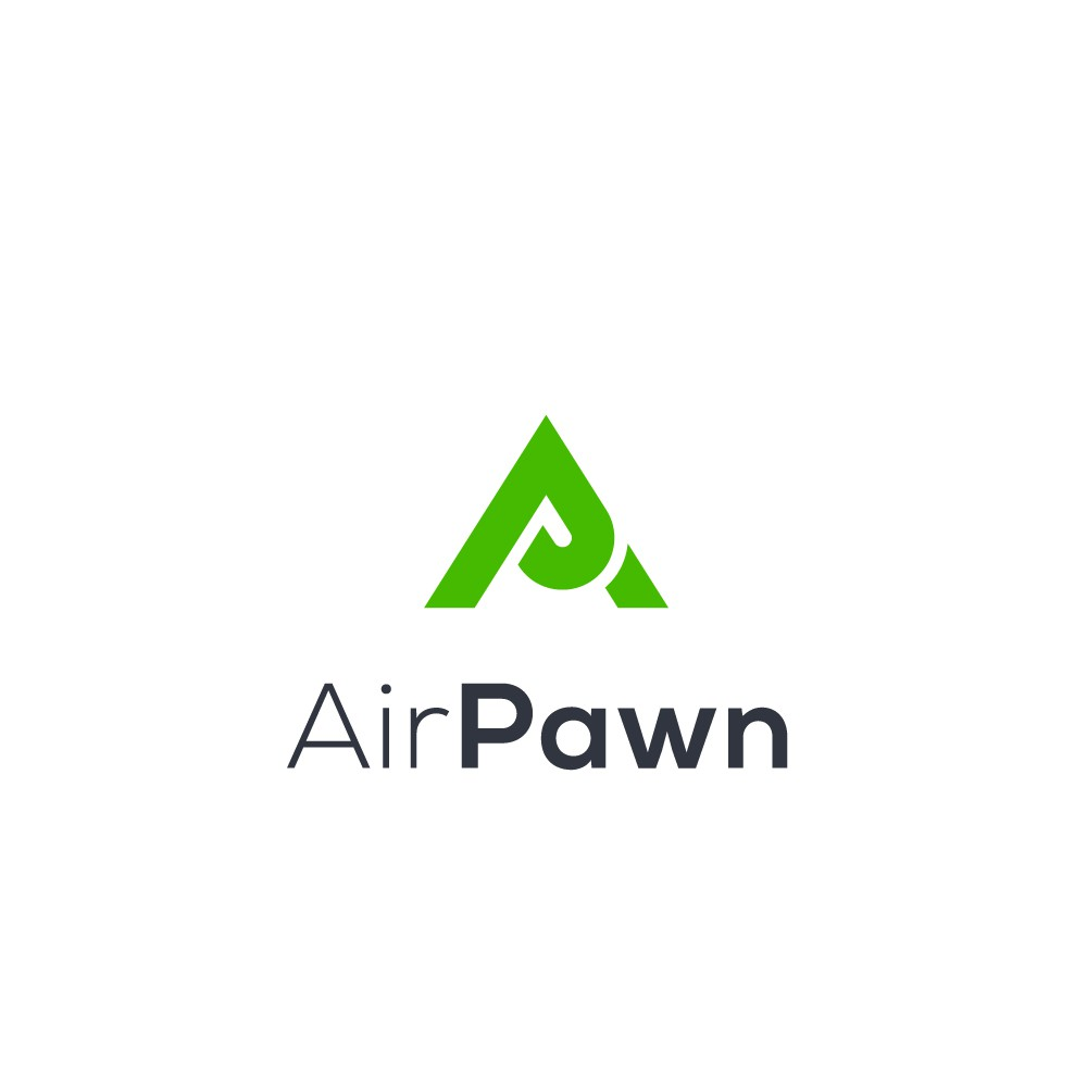 AirPawn (An online pawn shop logo)