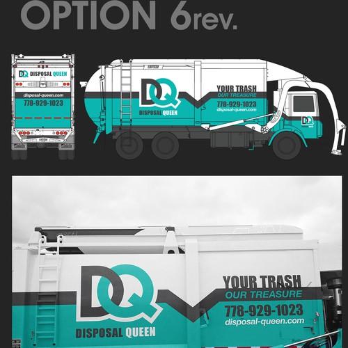 DQ disposal queen