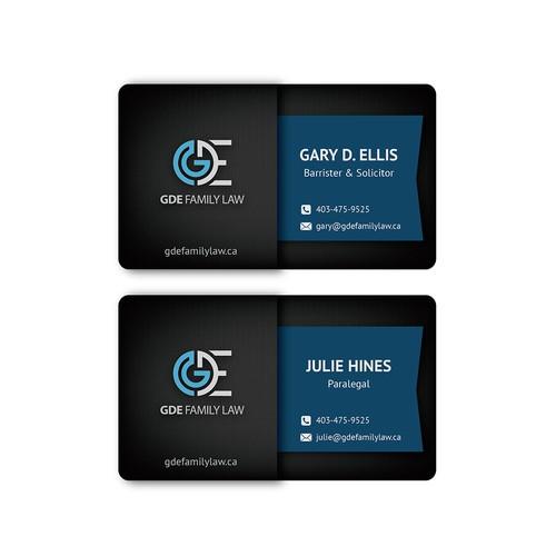 GDE b.card