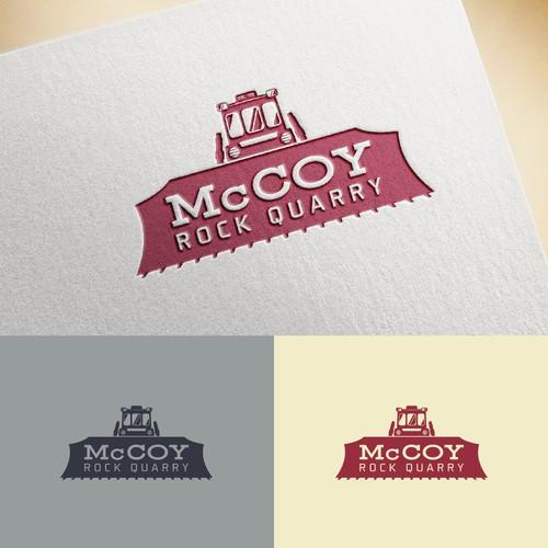 McCoy Logo Design Winner
