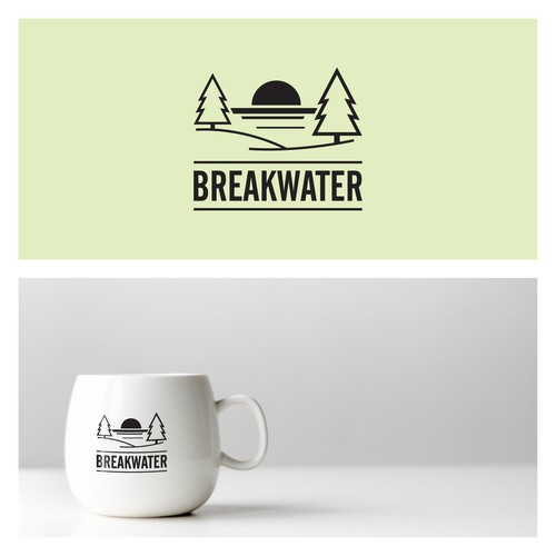 Logo for Breakwater